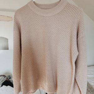Cozy sweater from topshop